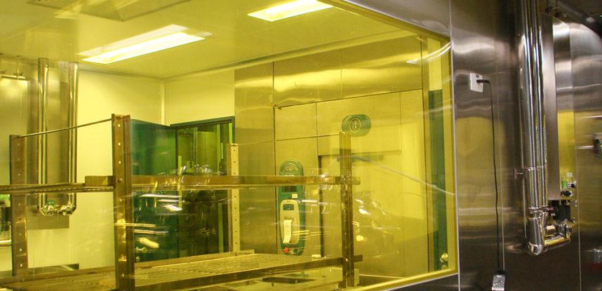 Painel SL Divisória Aço Inox